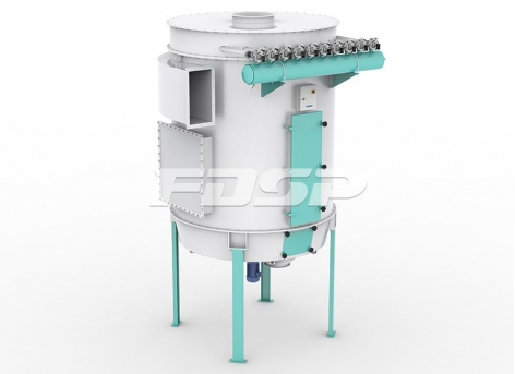 High Quality TBLMD Series Drum Pulse Filter