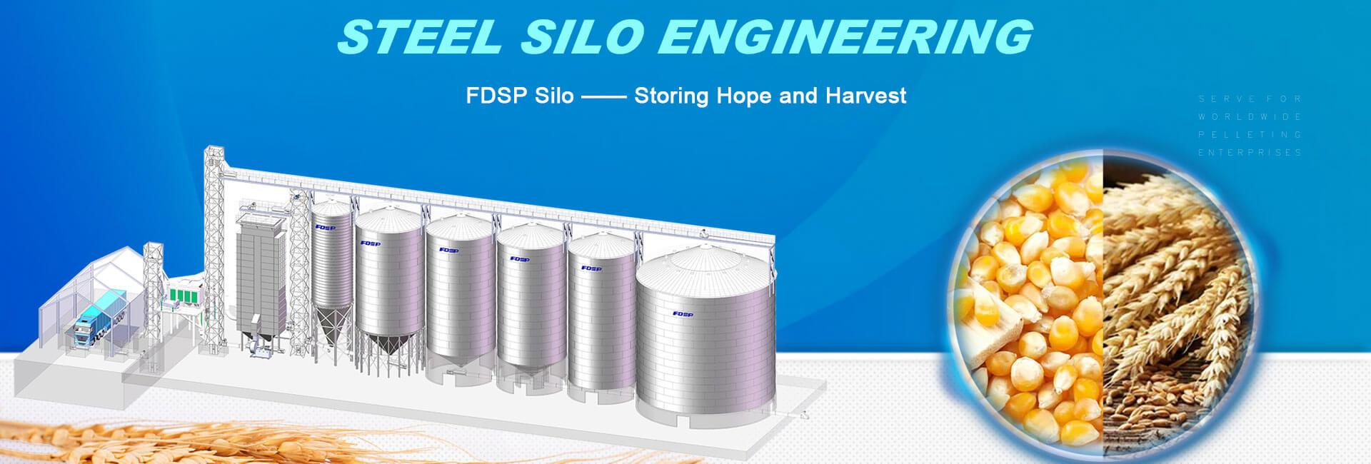 steel silo engineering