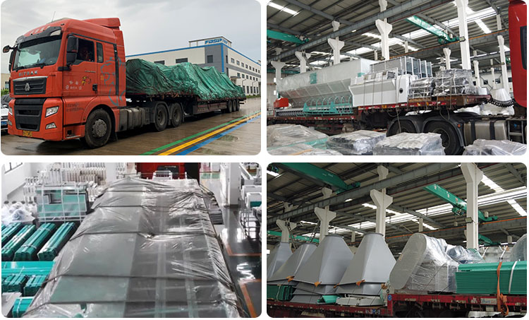 Yunnan Red River Free Trade Zone 60tph corn deep processing project keep continuously delivery to site