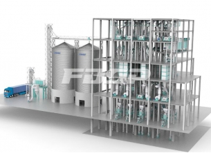 livestock and poultry feed+extruding aqua