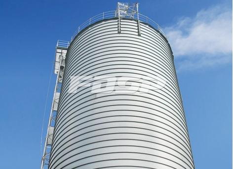Grain Helix Silo
