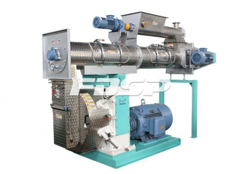 SZLH400 High Grade Ring Die Pellet Mill F