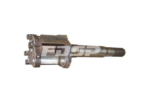 Main Shaft With Hold Plate