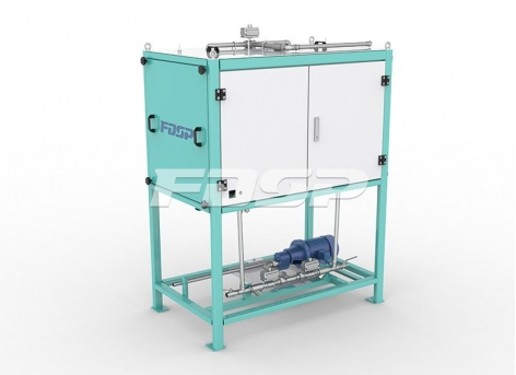 Feed Mill SYPG Series Drum oil coater