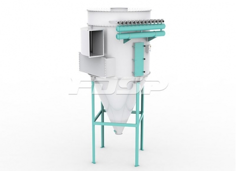Feed Processing Machine TBLMy Series Drum Pulse Filter