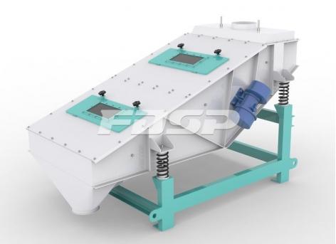 Feed Mill SFJZ Series Vibrating Screener