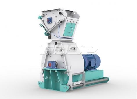 Feed Machine SFSP568 Series Tear Circle Hammer Mill