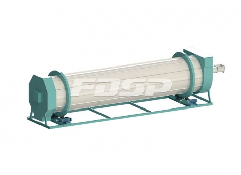 LYHG Series Single Layer Drum Dryer