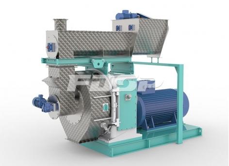 MZLH508/680 Biomass Pellet Machine