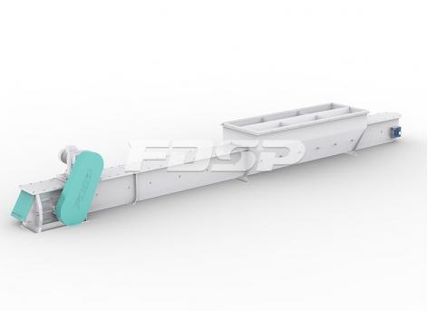 TGSU Series Self-cleaning Chain Conveyor